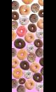 Donut Floatie Printed Yoga Fitness Mat